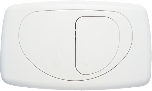 Placca HIDROBOX EVOLUTION bianco